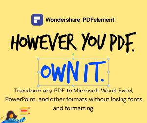 Wondershare PDFelement 8 for Windows