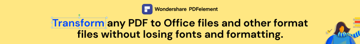 Wondershare PDFelement 8 for Windows