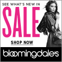 Friends & Family! Take 25% off a great selection of items at Bloomingdales.com. Look for promo code FRIENDS as you shop. Offer valid through Apr 15.