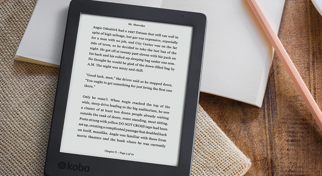 How to Add EPUB and PDF Books to KOBO eReaders