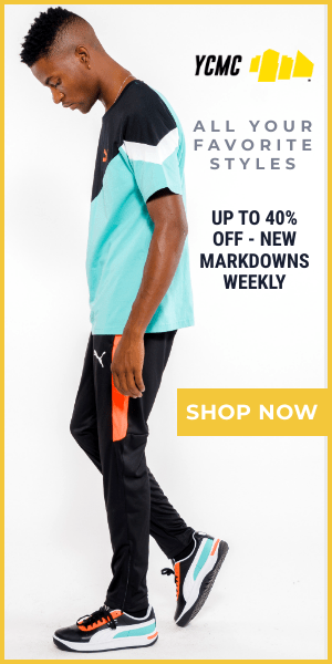 Athletic & casual looks from all major brands, curated for men on the pulse.
