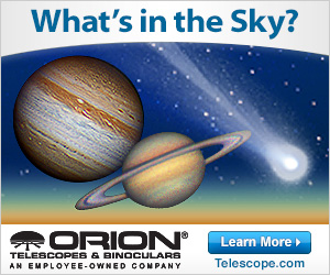 Orion Telescopes & Binoculars - What's in the Sky?