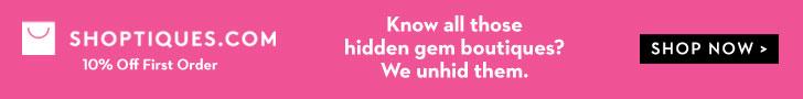 Shoptiques - Hidden Gems