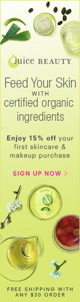 Feed Your Skin - 15% off first purchase plus free shipping over $30 - 160x600