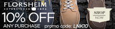 336x269 Free Shipping with Purchase of $100 Florsheim Canada