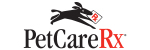 PetCareRx White Logo - 150x50