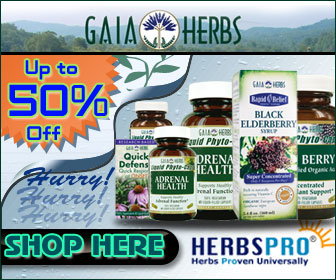 Gaia Herbs Products - Up To 50% Off on All Gaia Herbs Products