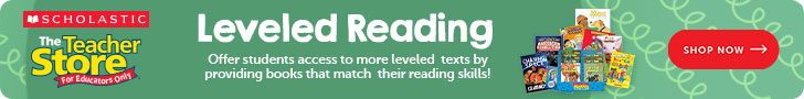 Scholastic Teacher Store Online - Leveled Reading Offers Students access to more leveled text by providing books that match their reading skills! Click Here! Ends 11/30/21
