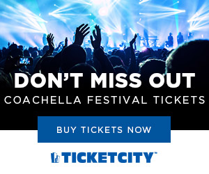 Coachella Festival Tickets
