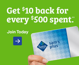 Sam's Club Membership Offer