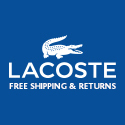 Deals on Lacoste Coupon: Extra 20% Off Sale Items