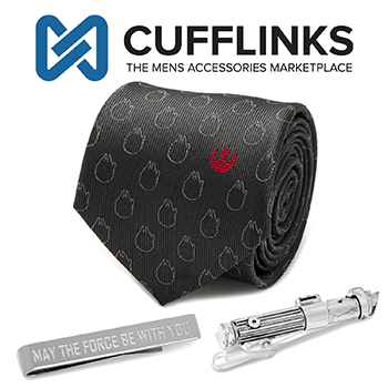 Cufflinks.com Star Wars Banners