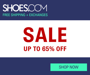 Shoes.com Coupons