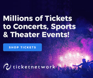 Maxwell Tickets