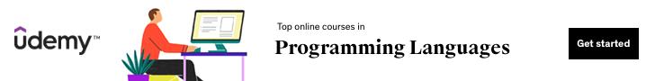 Programming Category (English)728x90