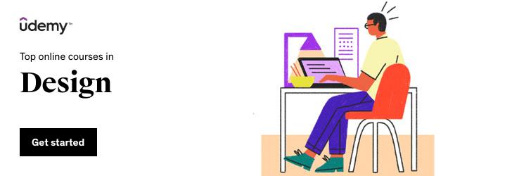 Top online courses in Design