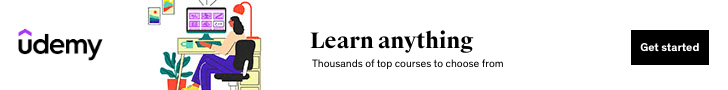 Learn anything. Thousands of top courses to choose from.