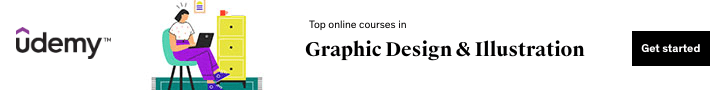 Top online courses in Graphic Design & Illustration