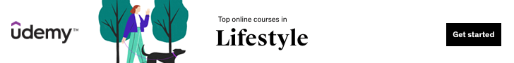 Top online courses in Lifestyle
