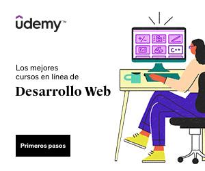 Los mejores cursos en línea de desarrollo web