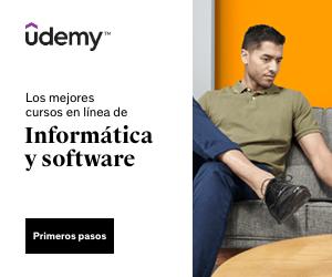 Los mejores cursos en línea de informática y software