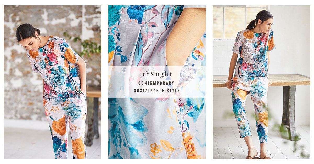 Thought Clothing- Sustainable and Beautiful Style