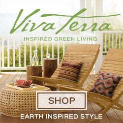 Welcome to VivaTerra - Eco-Friendly Furniture & Home Décor