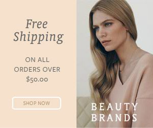 Beauty Brands.  Free Samples With Purchase.