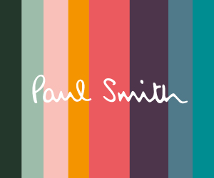 Paul Smith Logo stripe