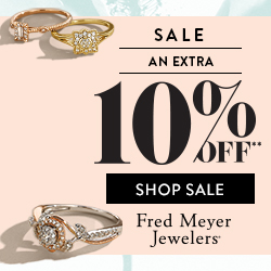 Fred Meyer Jewelers Buy More Save More Sale