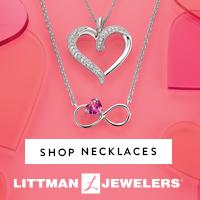 Diamond Heart Necklace - Shop Necklaces