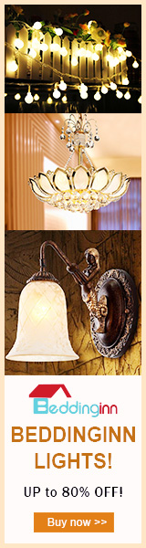 Beddinginn Lightings! Up to 80% Off! Visit Beddinginn.com For More Amazing Products & Surprising Discounts!