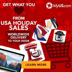 Square red holiday image from MyUS