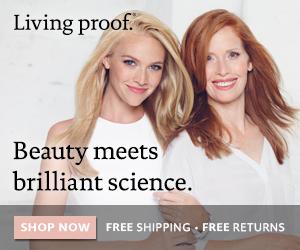 Living Proof - Branding - Free Shipping & Free Returns