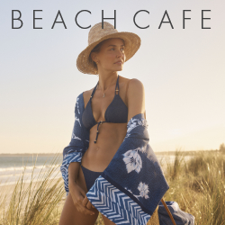 beach cafe new season