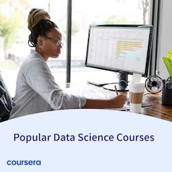 Popular Data Science Courses
