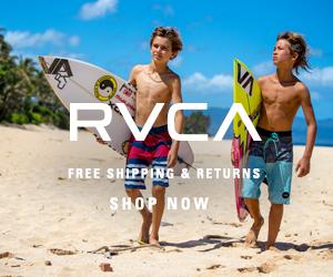 RVCA Boys' Apparel