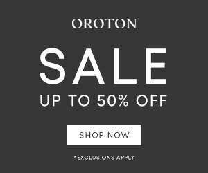 Up to 50% off Sale at Oroton.