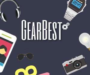 Gearbest.com: Enjoy Low Prices + Global Free Shipping Sitewide for Great Electronis and Men's Clothing