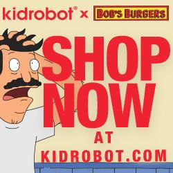Kidrobot x Bobs Burgers Toys at Kidrobot.com