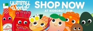 Yummy World Plush Toys by Kidrobot - Free Shipping on USA Orders of $50+ at Kidrobot.com