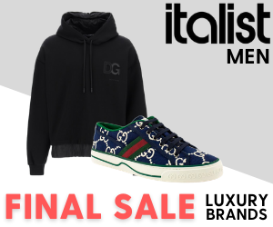 ITALIST 300 x 250 MEN UP TO 50% OFF FW19/20