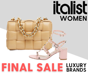 ITALIST 300 x 250 WOMEN UP TO 45% OFF FW19/20