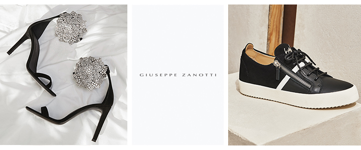 Giuseppe Zanotti Design UK
