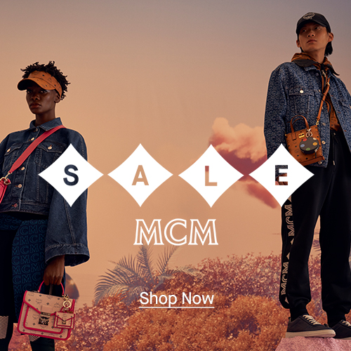 Shop MCM for holiday gifts.