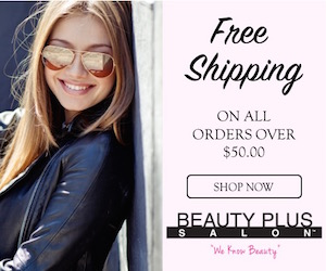Beauty Plus Salon Free Shipping