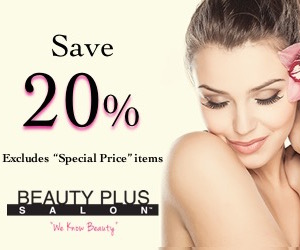 Save 20% Hair Beauty Products Beauty Plus Salon