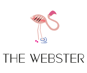 The Webster logo