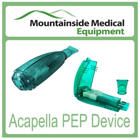 Acapella Choice Vibratory PEP Therapy Device