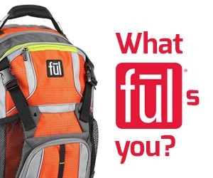 Get Free Shipping on FUL Bags, Backpacks & Travel Gear - At FUL We Create Quality Bags With A Fashion Edge! Ful.com! Click Here!